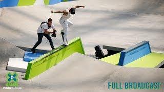 REPLAY: Skateboard Street Best Trick | X Games Minneapolis 2019