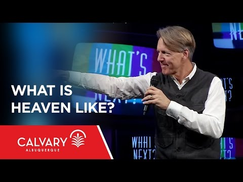 What Is Heaven Like? - Revelation 5:1-14 - Skip Heitzig