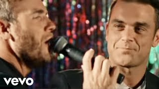 Robbie Williams and Gary Barlow - Shame
