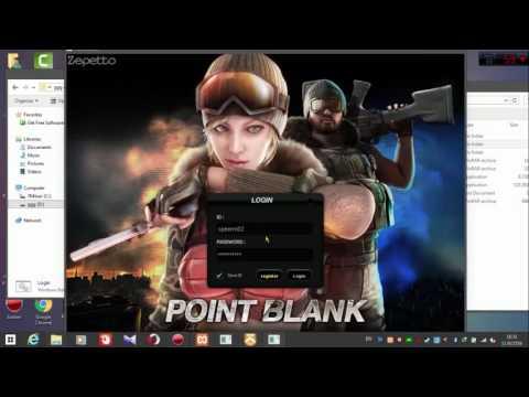 Review POINT BLANK Offline 2016 #1  - สอนติดตั้งแบบละเอียด และเล่นให้ดู