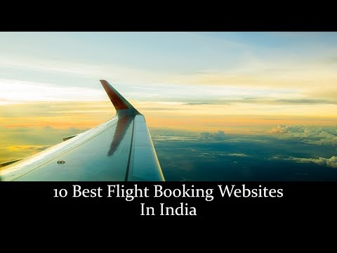 10 Best Flight Booking Websites In India