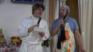 весілля в Гаїті смішна сценка 'Лікар'!!!