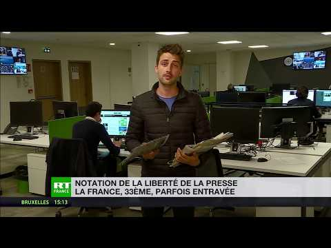 La liberté de la presse en France