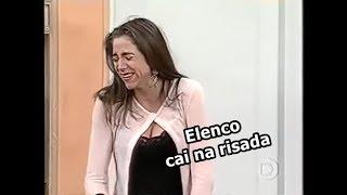 SAI DE BAIXO - ELENCO CAI NA RISADA - PARTE 7