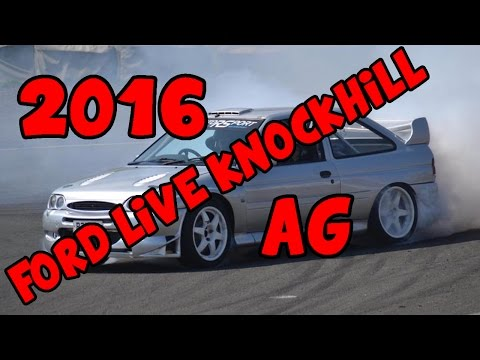Knockhill Ford Live 2016  (With Andrew Gallacher)