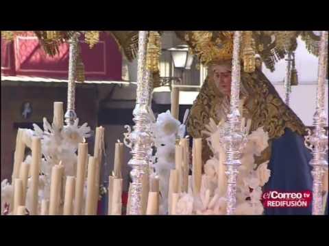 Virgen de Consolación de la Hermandad de La Sed EN CAMPANA 2017.