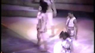 Janet Jackson- The janet. Tour (Part 1 (A))