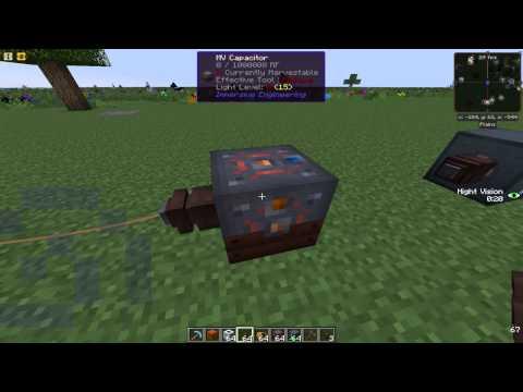Immersive Engineering - IC2 Power Transfer Bug