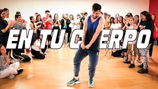 Lyanno x Rauw Alejandro x Lenny Tavarez x Maria Becerra - En Tu Cuerpo Remix | Coreo por Emir Abdul🕺