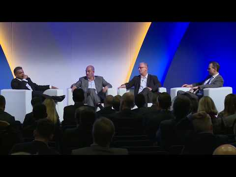 Riding the wave future networks panel at Gartner Symposium / ITxpo 2017
