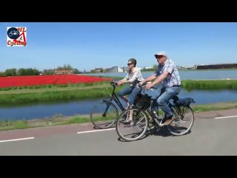 Tulip Cycle Tour (South-Holland, Netherlands)