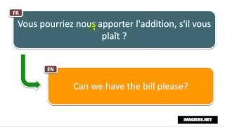French pronunciation # Vous pourriez nous apporter l