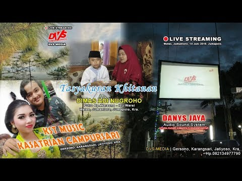 Live KST MUSIC | DVS MEDIA SHOTING HD | DANYS JAYA SOUND