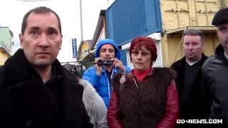 Милиционер 7-го км. препятствует работе журналиста