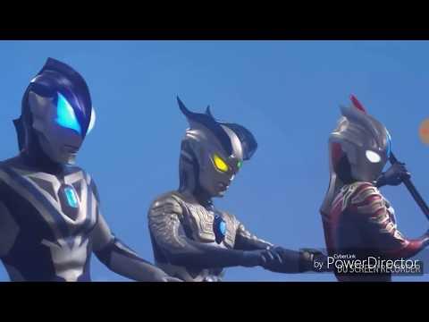 Ultraman Geed Orb Zero vs Galactron