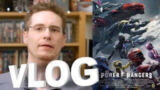 Vlog - Power Rangers