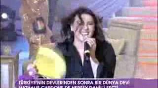 Nathalie Cardone - Hasta siempre - Istanbul, Mai 2009