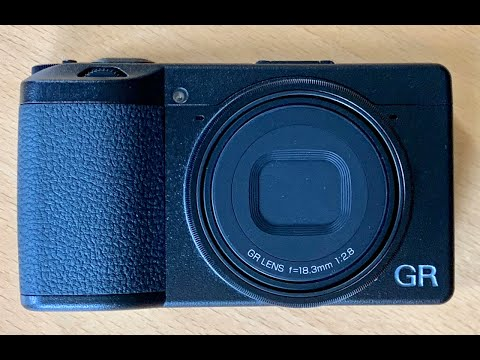 Ricoh GR III Camera Autofocus Test Comparison Before And After Firmware Update 1.10