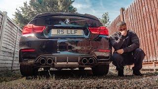 BMW (CANCELLED) MY CAR FINANCE WTF!!!
