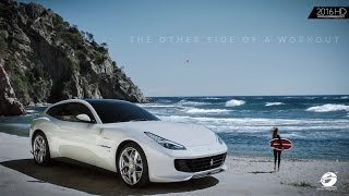 Ferrari GTC4Lusso T - OFFICIAL LAUNCH FILM