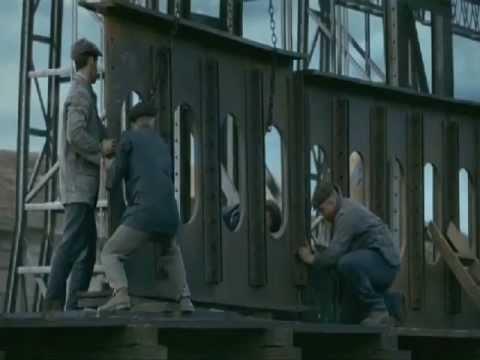 Titanic sangre y acero promo antena 3 youtube - Construccion del titanic ...