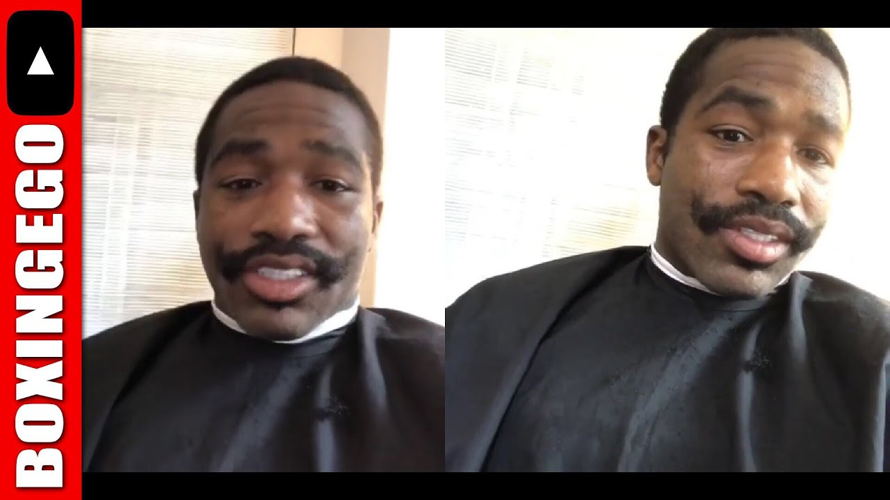 "ADRIEN BRONER RETURNS AS ""THE CANMAN"" CUTS OFF BEARD SAYS INSPIRED"