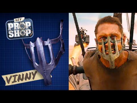 DIY Mad Max Face Mask! - DIY PROP SHOP