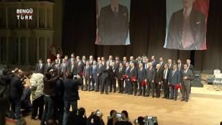 MEHMET BÜLENT KARATAŞ- 19 Şubat 2017 Plaket Takdimi sonrası konuşması