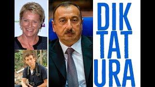 """İlham Əliyevə """"diktator"""" deyən jurnalistin məhkəməsi oldu..."""