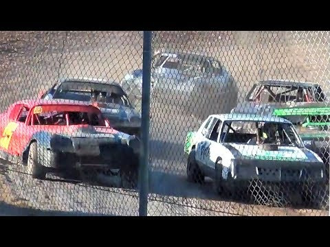 Iron Giant Street Stock Battle@ Cottage Grove Speedway 2018