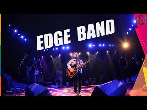 Kasari - Edge Band, Live at wave Concert, Pokhara, 2015