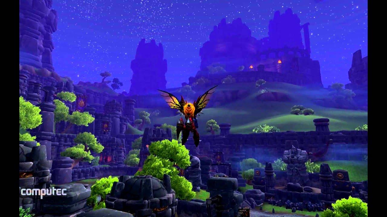 Wow Fliegen In Draenor