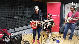 Diabo na Cruz - Balada + Malhão 3.0 (ao vivo na Antena 1)