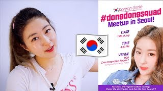 Korean Unnie Meetup in Seoul + Life Updates :(