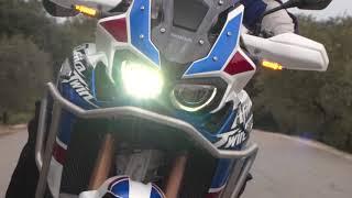 Teste Honda CRF1000L Africa Twin Adventure Sports - O nível acima