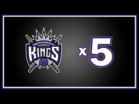 Ötösfogat 3. rész - Sacramento Kings
