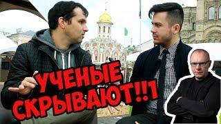 Про Рен-ТВ, лженауку и Versus с Прокопенко || Александр Соколов, интервью