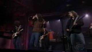 The Black Crowes - Soul Singing on Letterman
