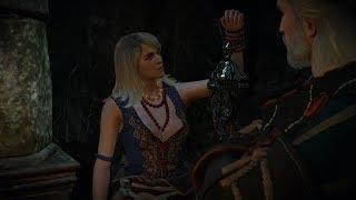 Ведьмак 3: Дикая Охота. Магический светильник
