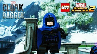 LEGO Marvel Super Heroes 2 - Shroud Free Roam Gameplay (Cloak and Dagger DLC)