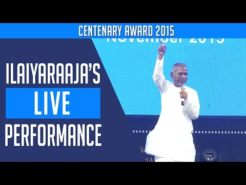 Ilaiyaraaja's Live Performance At IFFI 2015