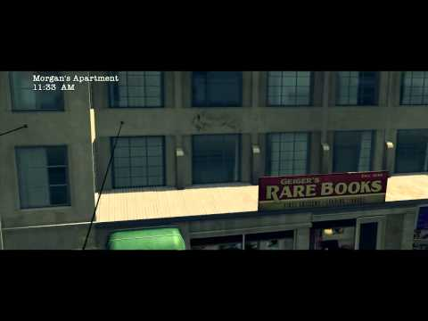 LA Noire - Traffic Desk Case 1 - 5 Star - The Driver's Seat - Part 2