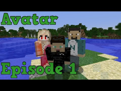 Minecraft Avatar Elemental warriors : Season 1 :  Episode 1 : A fresh start!
