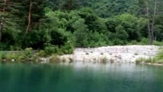 видео Дигорское ущелье в Осетии. Отдых на базе «Ростсельмаш»Моя география