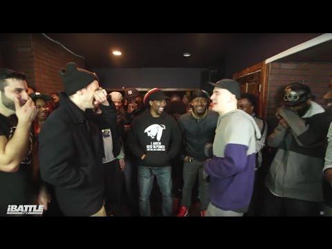 DUNSH vs E FARRELL-iBattleTV (5 ROUND RAP BATTLE/BATTLE OF THE YEAR)