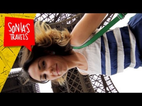 Travel Paris: Eiffel Tower - A Different Way Up