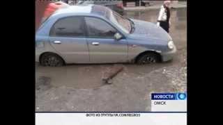 Дороги в Омске рассыпаются на глазах: СТО в явном плюсе
