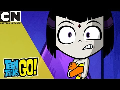 Teen Titans Go!   Straight Outta Azarath   Cartoon Network