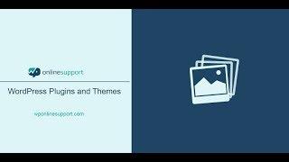 WordPress plugins Album and Image Gallery Plus Lightbox Plugin