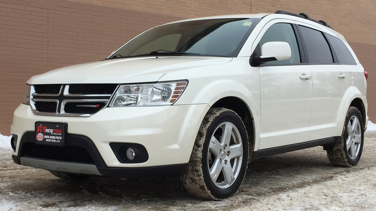 2012 Dodge Journey Sxt 19in Alloy Wheels Backup Camera
